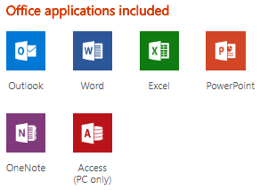 Office-365-Business Essentials-Apps