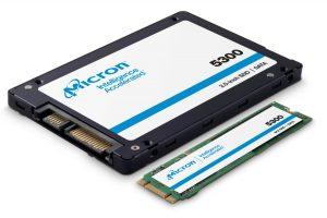 Micron 5300 series SATA SSDs