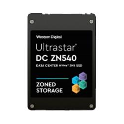 Ultrastar® DC ZN540 NVMe ZNS SSD